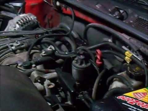 Pontiac Grand Prix GTP motorswap