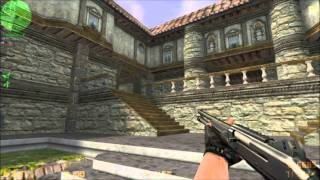 Counter-Strike Condition Zero Tour Of Duty 2 Mission 04 Tides [Expert]