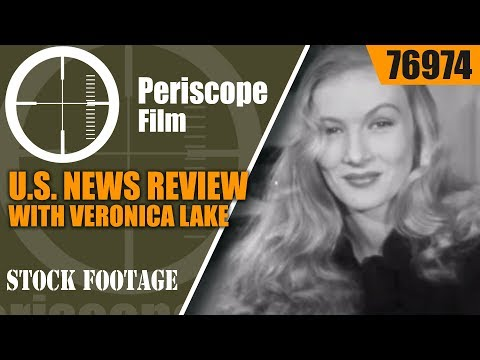 U.S.   with VERONICA LAKE  WOMEN DURING WWII  BOMB RAID ON BREMEN  76974