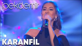 İpek Demir - Karanfil -  Canlı Performans - TRT Müzik