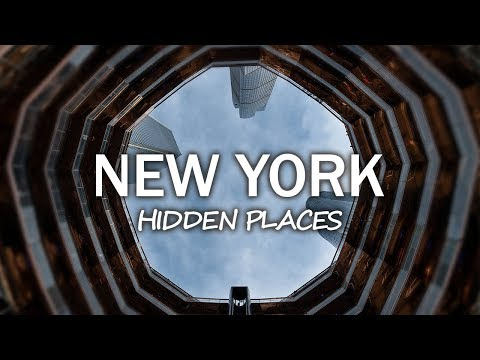 New York TOP Hidden Places To Visit