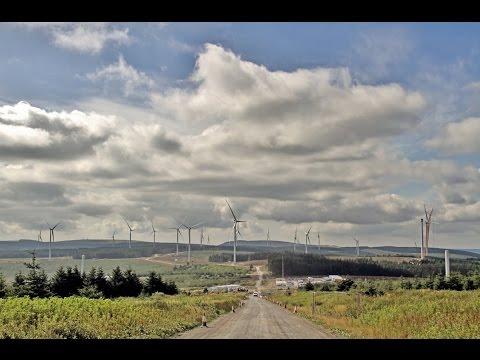 Vatenfall Pen y Cymoedd wind Energy Project