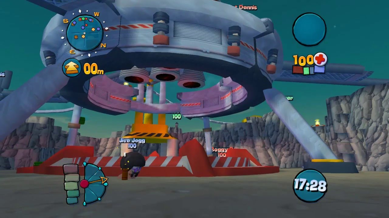 Worms w. M. D download free gog pc games.