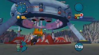 Worms 4 Mayhem Deluxe Edition - Online play