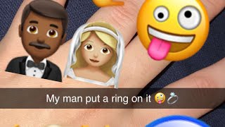 She Said Yes‼️ This Is Crazy‼️😱 Big Diamonds