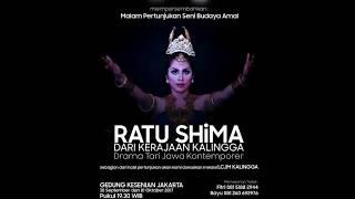 vivid f argarini tampil di drama tari ratu shima