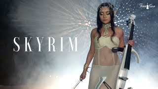 Skyrim Main Theme (Official Music Video) - Tina Guo (Dragonborn)