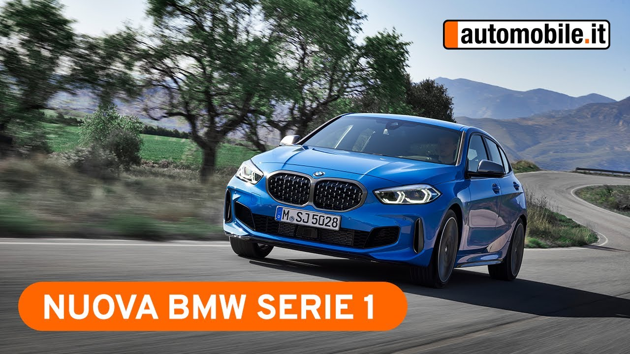 Nuova Bmw Serie 1 2019