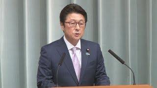 1億総活躍担当相に松山政司氏 第3次安倍第3次改造内閣