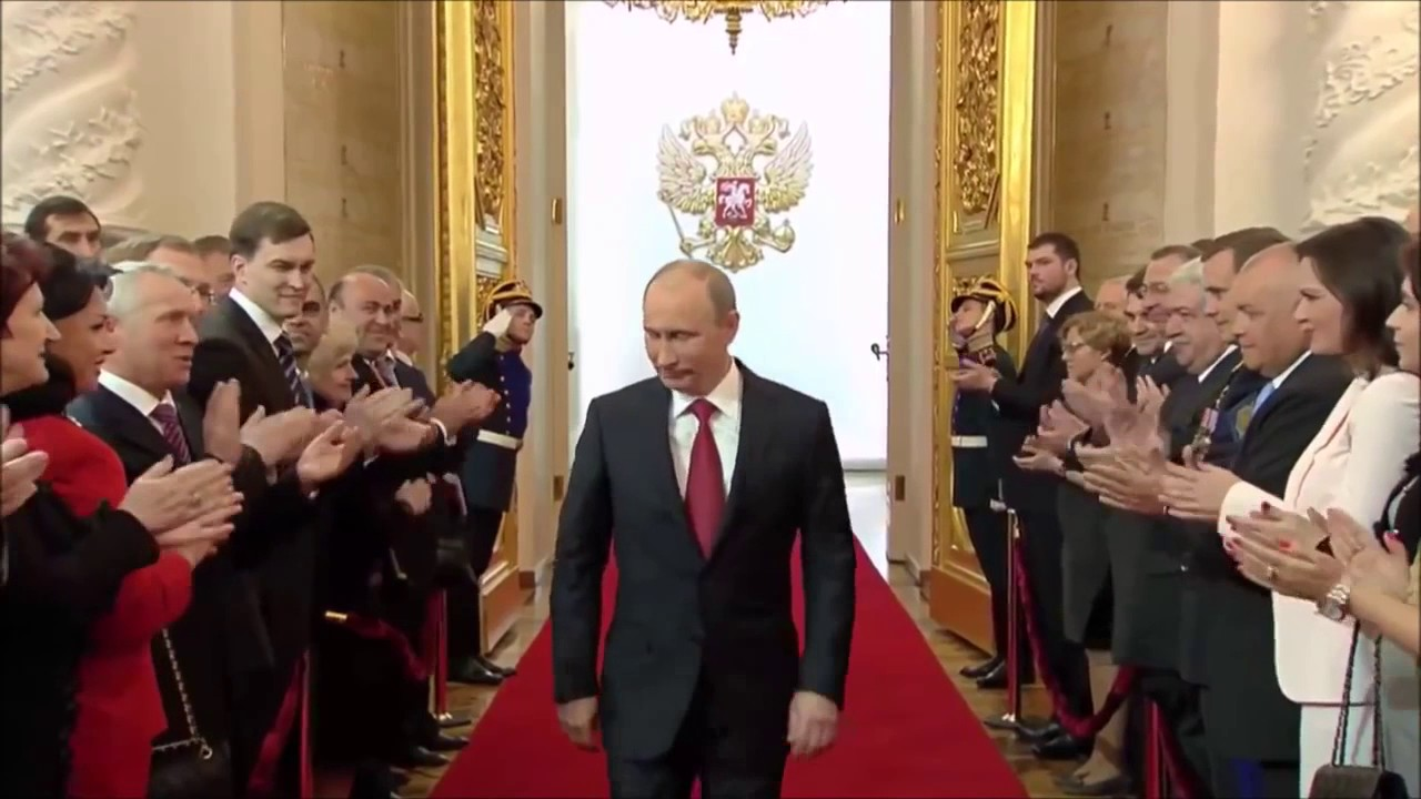 Image result for Russian President Vladimir Putin's Entry into the Kremlin Images