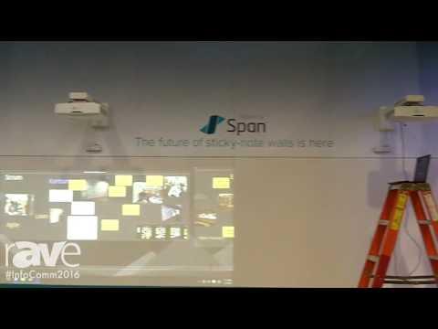 InfoComm 2016: Nureva Tells rAVe About Its Span System