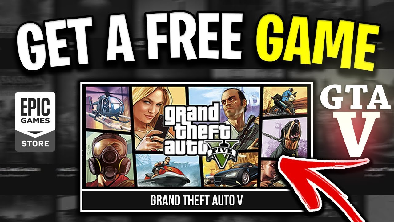 How To Download Gta 5 Online For Free Epic Games Store Grand Theft Auto 5 Online Free Premium Youtube