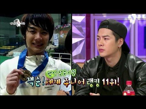 【TVPP】Jackson(GOT7) - Fencing Ability, 잭슨(갓세븐) - 홍콩 펜싱 국가대표 출신! 허당 잭슨의 진면모 @ Radio Star