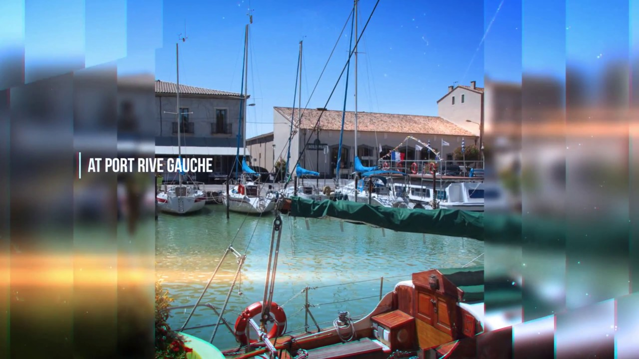 The ganivelle apartment port rive gauche marseillan youtube - Port rive gauche marseillan ...