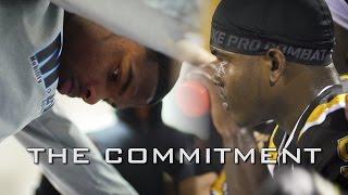Jaylen Harris: The Commitment