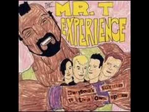 Mr T Experience  Marine Recruiter