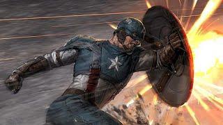 Captain America Cool Awesome Full Screen WhatsApp Status | Chris Evans | Steve Rogers | Marvel