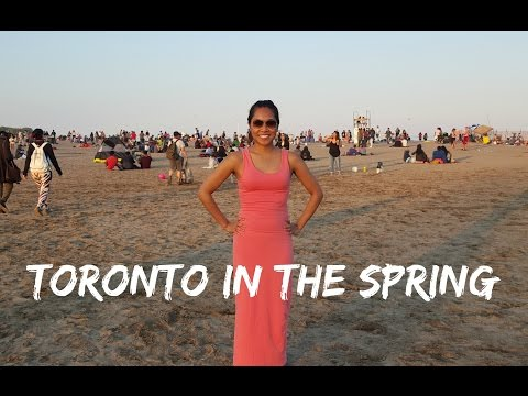 Things to do in Toronto in the Spring - Travel with Arianne - Travel Canada episode #10