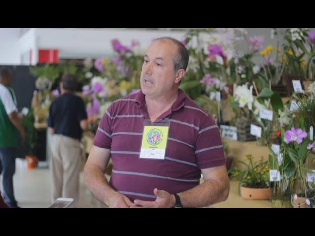 XVIII Exposição Nacional de Orquídeas tem programação especial para o fim de semana