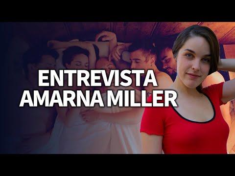 Entrevista a Amarna Miller.