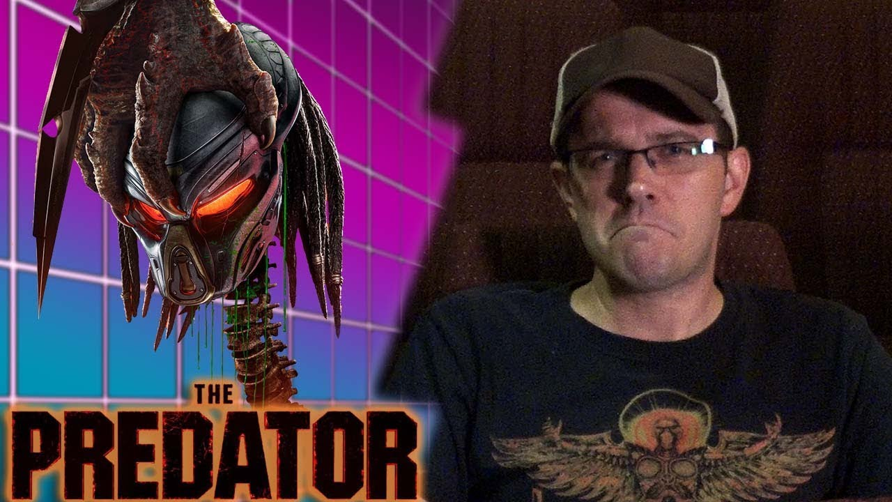 The Predator 2018 Cinemassacre Rental Review