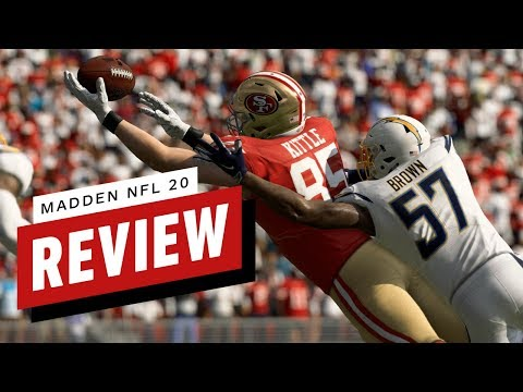 Madden NFL 20 Review