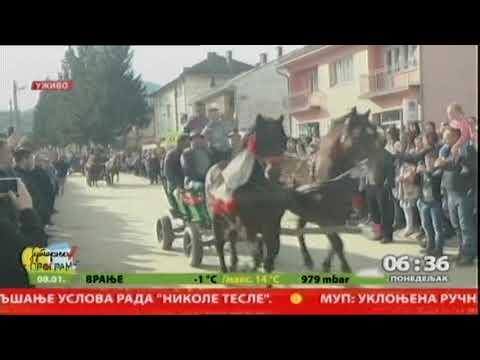 Parada konjskih zaprega