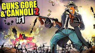 EMPIEZA LA ACCIÓN EN MULTIPLAYER - GUNS GORE & CANNOLI 2 #1   Gameplay Español