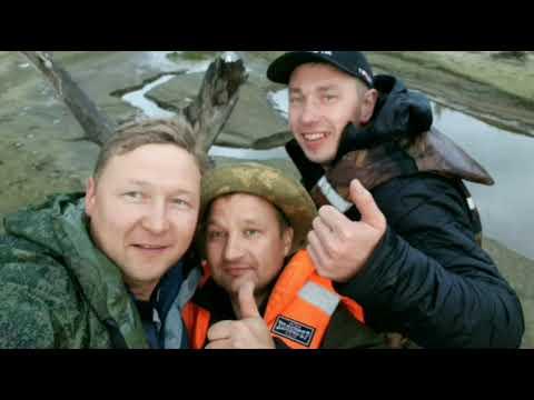 р.Иртыш - Тугалово Рыбалка Осень 2019
