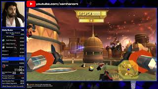 [World Record] Ratchet and Clank: Up Your Arsenal NG+ Speedrun in 29:25