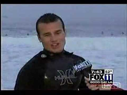 Surfer interview