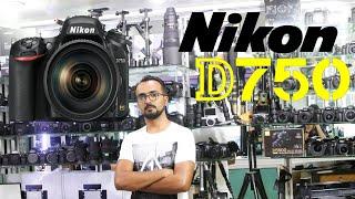 Nikon D750 مراجعة
