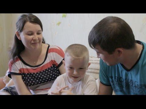 Шестилетний Радим Ибрагимов ждет помощи от горожан