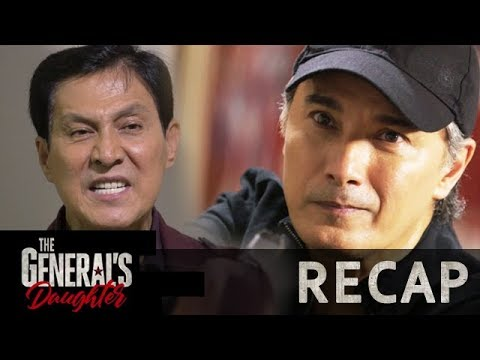 Download Marcial comes face-to-face with Tiago   The General's Daughter Recap