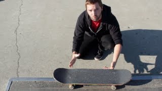 How To Grind On A Skateboard (Or Die!)