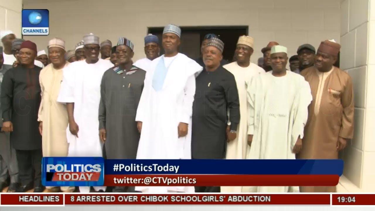 Saraki, Ahmed, Tambuwal Meet PDP Leaders |Politics Today|