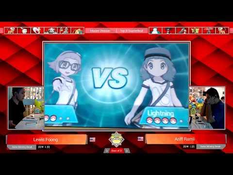 Top 8 Quarterfinal | VGC18 Pokémon Malaysia Premier Challenge Winter #2