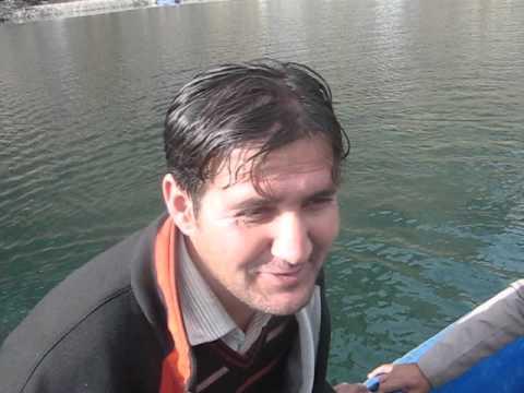 Boating at Kachura1 Shangri La Resort