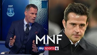 Why Jamie Carragher believes Marco Silva can be Everton's 'Pochettino' | MNF