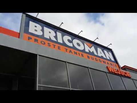 BRICOMAN Cтроительного магазина в Польше