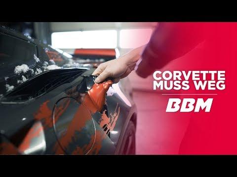 Alles hat ein Ende...   Corvette Z06 Abschied by BBM
