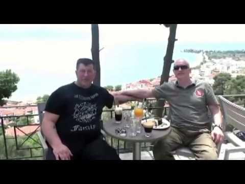 Feedback Spilios Mavroeidis instructor Systema Spetsnaz Hellas/Patras