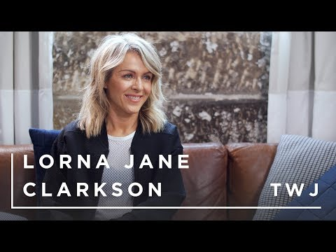 Tea with Jules with Activewear Queen, Lorna Jane Clarkson