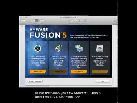How much is the VMware Fusion 5 subscription?