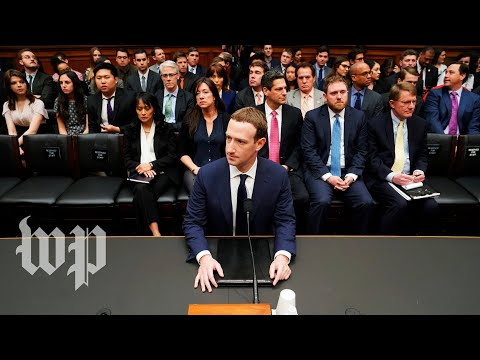 Mark Zuckerberg testifies on Capitol Hill (full House hearing)