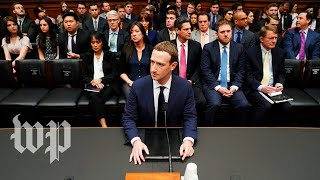 Baixar Mark Zuckerberg testifies on Capitol Hill (full House hearing)