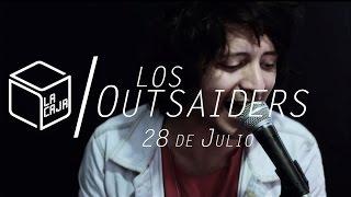 Los Outsaiders - 28 de Julio @ La Caja