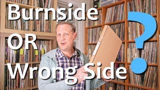 "Vinyl Community, Lets Play The Amazon Game ""Burnside or Wrong Side"""