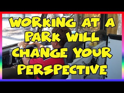 Working at a Park will Change Your Perspective - Ep 110 Confessions of a Theme Park Worker