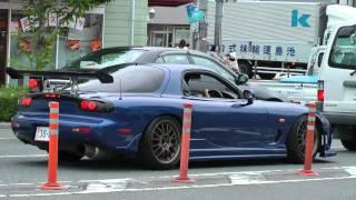 1992 Mazda RX-7 Type R Blue FD3S